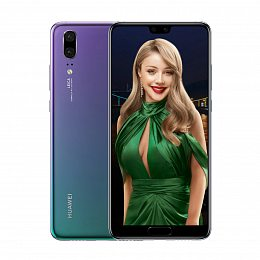 Смартфон Huawei P20 4/64GB Dual Sim Twilight Purple