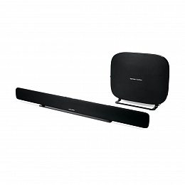 Акустика Harman/Kardon Omni Bar Plus Black (HKOMNIBARPLBLK)