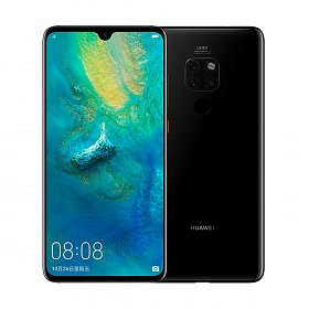 Смартфон Huawei Mate 20 6/128GB Dual Sim Black