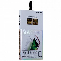 Защитное стекло MOMAX Ultra Slim Glass Screen Protector 0,2mm for iPhone 7 Plus (PZAPIP7LXS)