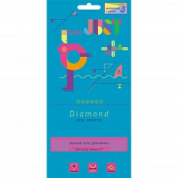 Защитное стекло JUST Diamond Glass Protector 0.3mm for SAMSUNG Galaxy E7 (JST-DMD03-SGE7)