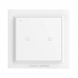 Умный выключатель Aqara Opple Light Switch (Single-Button) Zigbee 3.0 (WXCJKG11LM)
