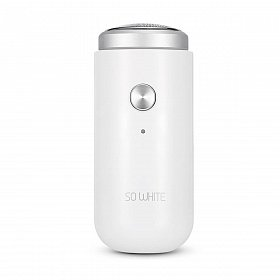Электробритва мужская Xiaomi SO WHITE (PINJING) 3D Smart shaver White ED1