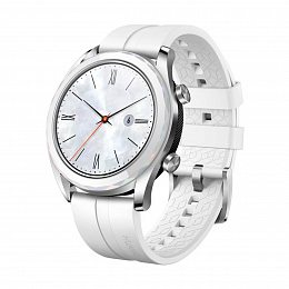 Смарт-часы HUAWEI Watch GT Elegant (ELA-B19) White (55023877)