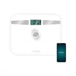 Смарт-весы CECOTEC Surface Precision EcoPower 10200 Smart Healthy White
