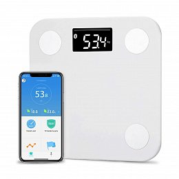 Весы YUNMAI Mini Smart Scale White (M1501-WH)