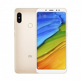 Смартфон Xiaomi Redmi Note 5 3/32GB Dual Sim Gold_