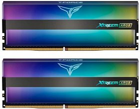 Память DDR4 2x8GB/3200 Team T-Force Xtreem ARGB (TF10D416G3200HC16CDC01)