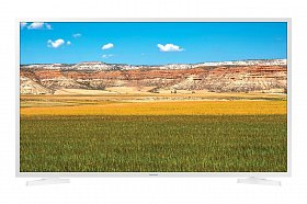 "Телевизор 32"" Samsung UE32T4510AUXUA Smart, White"
