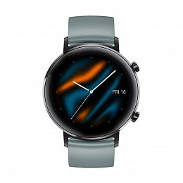 Смарт-часы HUAWEI Watch GT 2 42mm Sport (Diana B19s) Lake Cyan