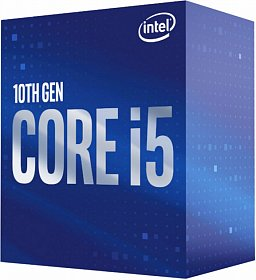 Процессор Intel Core i5 10400F 2.9GHz Box (BX8070110400F)