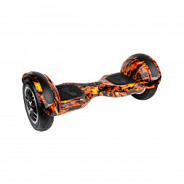 "Гироборд JUST Step&Go Raptor 10"" Wild Fire + Bag (SGLY-S10CBWF_ПУ)"