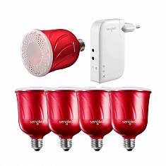 "Набор ""Sound in all Home"" Sengled Pulse 5+1 Red"
