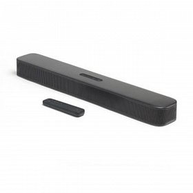 Саундбар JBL Bar All-in-One 2.0 Channel Compact with Bluetooth (JBLBAR20AIOBLK)
