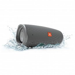 Акустика JBL Charge 4 Grey (JBLCHARGE4GRY)