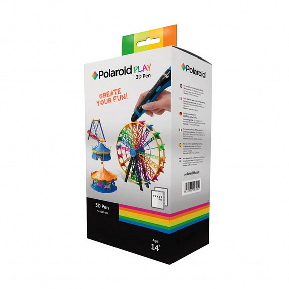 3D-ручка Polaroid PLAY 3D Pen (3D-FP-PL-2000-00)
