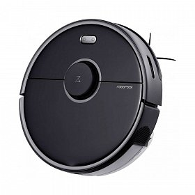 Робот-пылесос RoboRock S5 MAX Sweep One Vacuum Cleaner Black (S5E52-00)