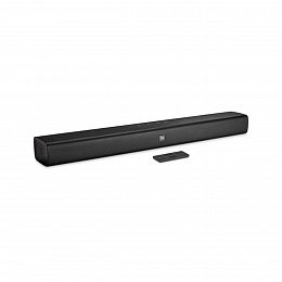 Акустика JBL Bar Studio 2.0 Channel Soundbar with Bluetooth (JBLBARSBLK)