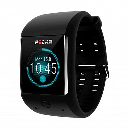 Спортивные часы Polar M600 + GPS for Android/iOS Black (90061185)