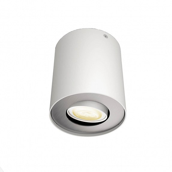 Смарт-светильник PHILIPS Pillar Hue single spot white 1x5.5W (56330/31/P7)