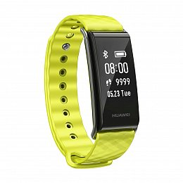 Фитнес-браслет HUAWEI Color Band A2 Green (02452541)