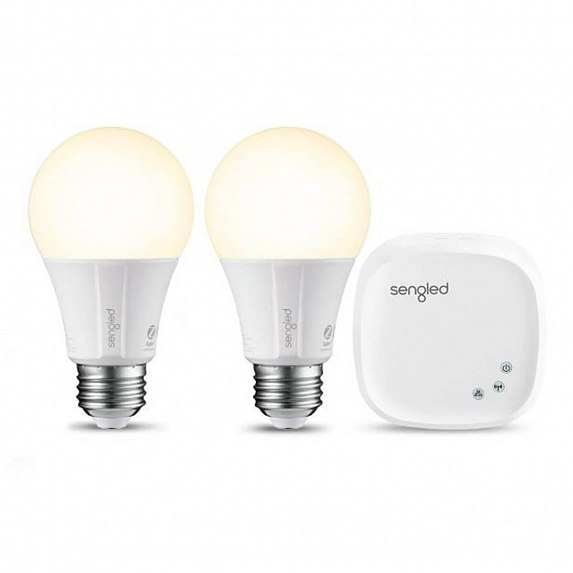 Набор из 2-х ламп Sengled Element Classic Set 8,6W Wi-Fi + ZigBee White