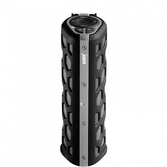 Акустика JAM Street Rugged Bluetooth Speaker Black (HX-P710BK-EU)