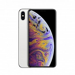 Смартфон Apple iPhone XS Max Dual Sim 64GB Silver