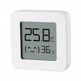 Монитор температуры и влажности Xiaomi MiJia Temperature & Humidity Electronic Monitor 2 (LYWSD03MMC) (NUN4106CN)