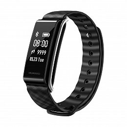 Фитнес-браслет HUAWEI Color Band A2 Black (02452556)