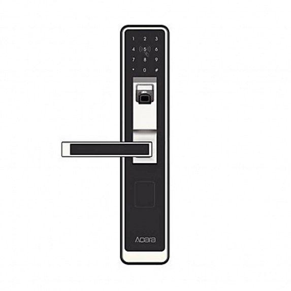 Умный замок Aqara Door Lock Silver Left (ZNMS11LM-SLL)