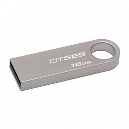 Флеш накопитель 16GB Kingston DataTraveler SE9 (DTSE9H/16GB)