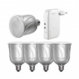"Набор ""Sound in all Home"" Sengled Pulse 5+1 Alluminium"