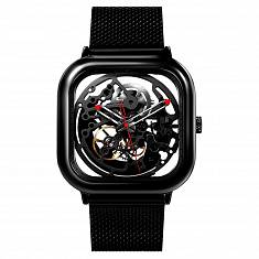 Наручные часы Xiaomi CIGA Design Hollowed-out Mechanical Watch Black (Z011-BLBL-13)