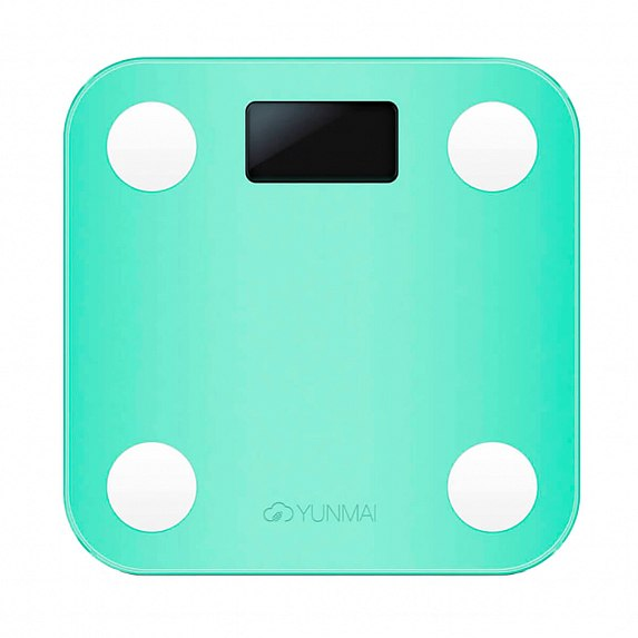 Весы YUNMAI Mini Smart Scale Green (M1501-GN)