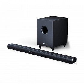 Cаундбар SHARP 3.1 Home Theatre System with Wireless Subwoofer (HT-SBW260)