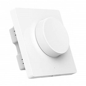 Умный выключатель Yeelight Smart Bluetooth Dimmer Wall Light Switch Remote Control (YLKG07YL)
