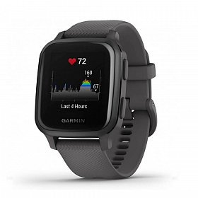 Cмарт-часы GARMIN Venu SQ Shadow Gray/Slate