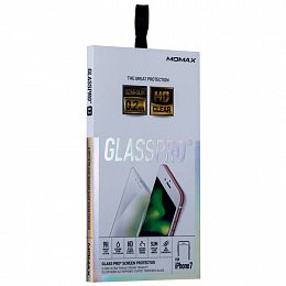 Защитное стекло MOMAX Ultra Slim Glass Screen Protector 0,2mm for iPhone 7 (PZAPIP7XS)